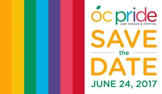 OC Pride Parade June 24 2017