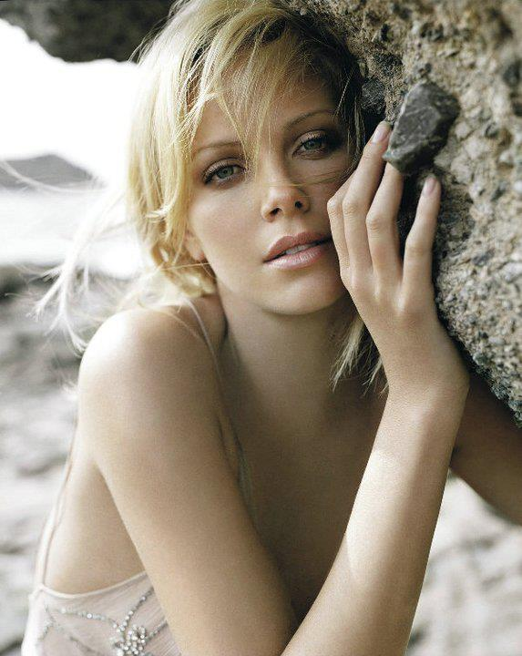Charlize Theron Courtesy of Facebook.com:CharlizeTheron