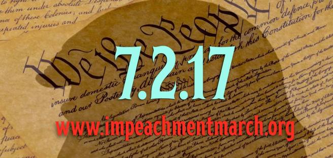 ImpeachmentMarch.org 7-2-17