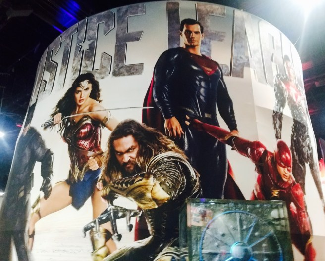 Justice League #ComicCon2017 by SouthOCBeaches.com