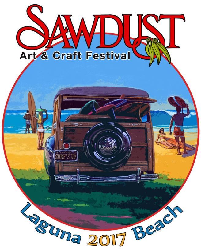Laguna Beach Sawdust Art & Craft Festival Courtesy of facebook.com/SawdustArtFestival