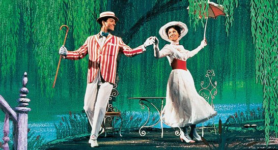 Mary Poppins Courtesy of Disney.com