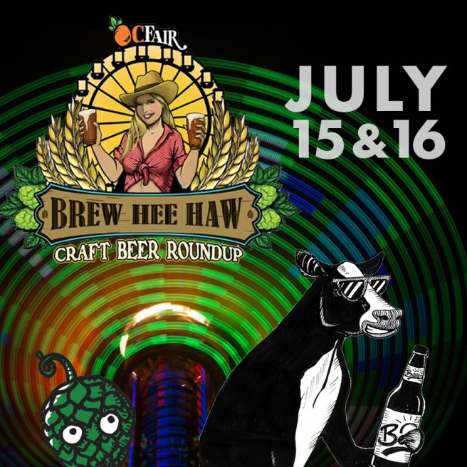OC Fair Brew Hee Haw July 15 & 16 2017