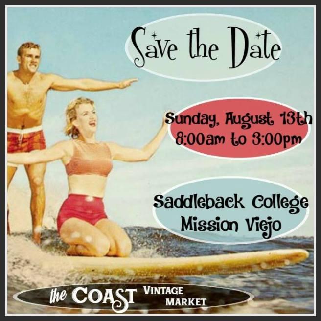 Coast Vintage Market Mission Viejo CA