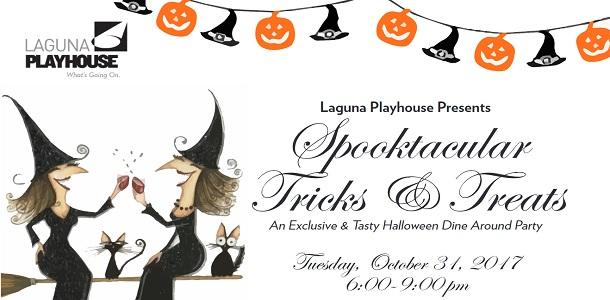Laguna Playhouse October 31 2017