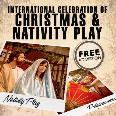 Huntington Beach Old World Christamas Nativity Play December 17 2017