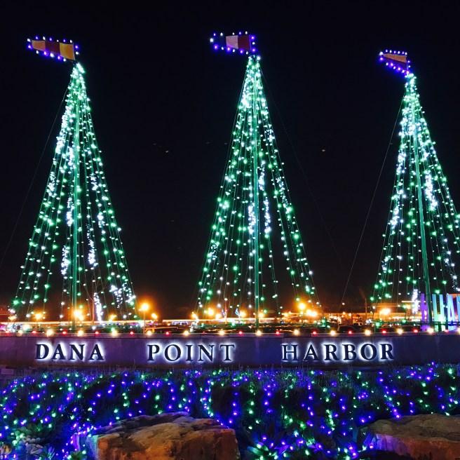 Dana Point Harbor Holidays 2017 by SouthOCBeaches.com