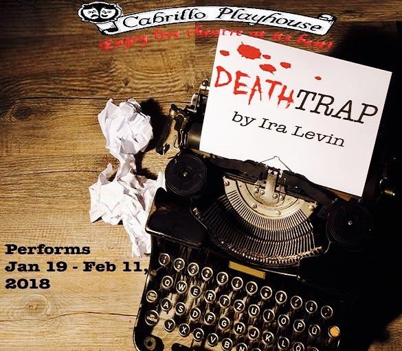 San Clemente Cabrillo Playhouse DeathTrap 2018