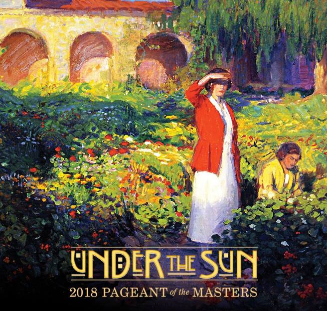 Laguna Beach 2018 Pageant of the Masters Under The Sun