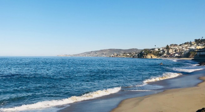 Laguna Beach Courtesy of SouthOCBeaches.com