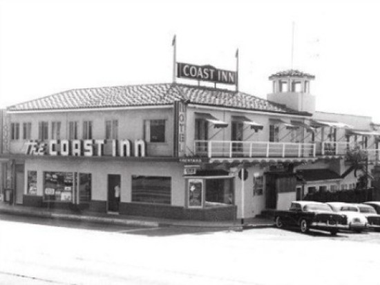Coast Inn Courtesy of LagunaBeachCity.net