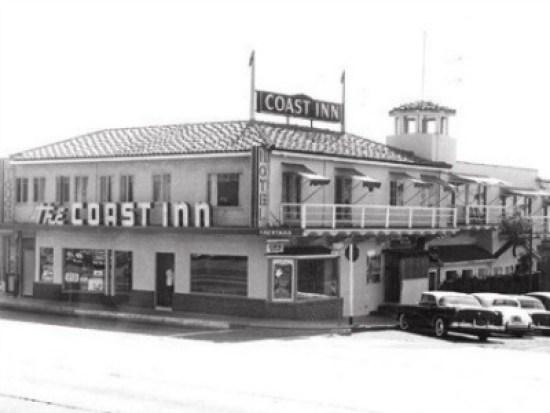 Coast Inn Courtesy of LagunaBeachCity.net