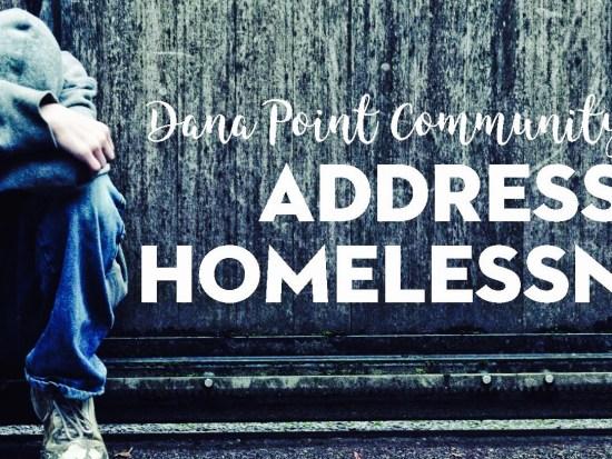 Dana Point Homelessness February 13 2018