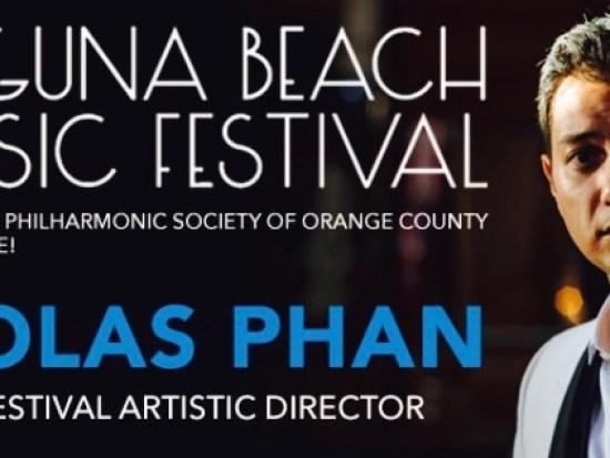 Laguna Beach Music Festival 2018