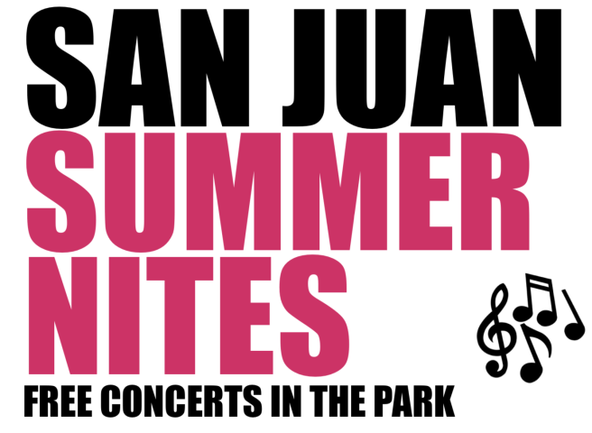 San Juan Summer Nights 2018