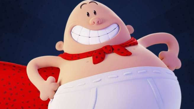 Captain Underpants Courtesy of Dreamworks.com