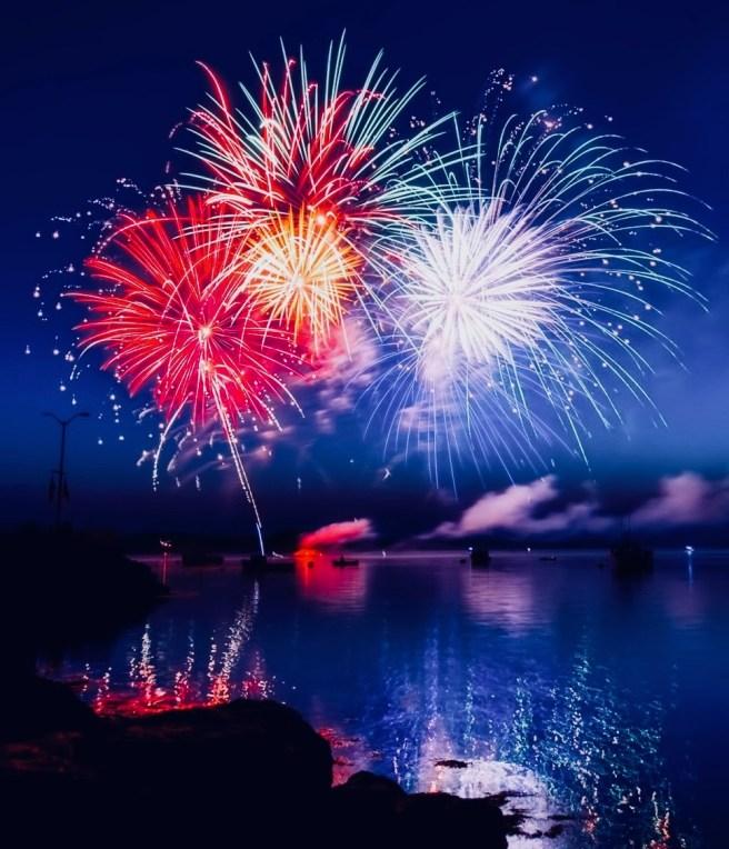 Fireworks Courtesy of Pexels at WordPress.com