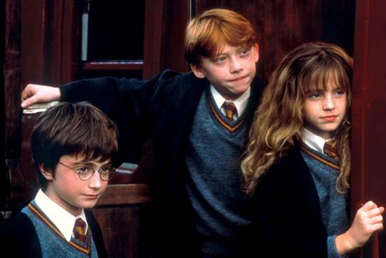 Harry Potter Courtesy of WarnerBros.com