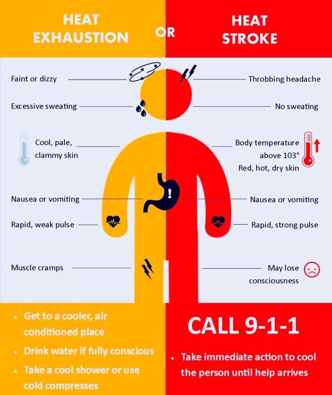 Heat Illness PSA