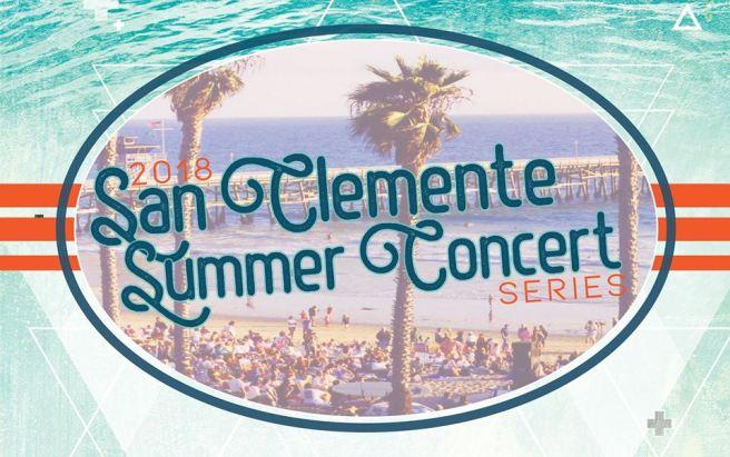 San Clemente Summer Concerts 2018