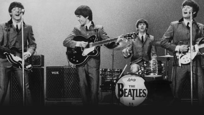 The Beatles Courtesy of TheBeatles.com