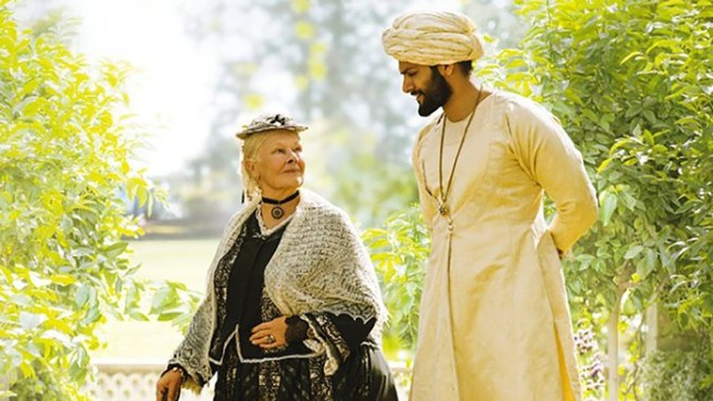 Victoria and Abdul Courtesy of FocusFeatures.com