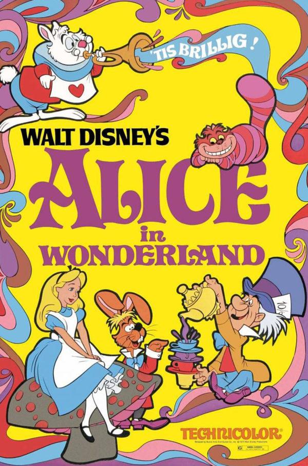 Alice in Wonderland Courtesy of Disney.com