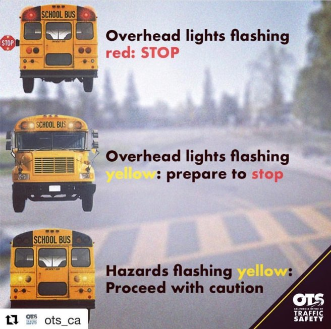 Back To School Bus PSA