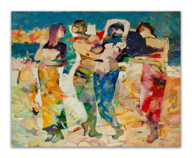 Joyous Afternoon by Hessam Abrishami Courtesy of AvranArt.com