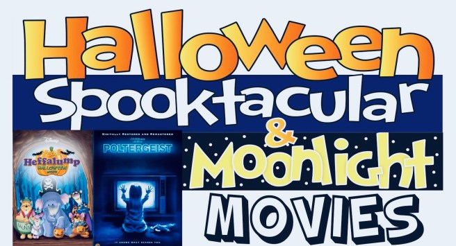 Dana Point Halloween Spooktuacular & Moonlight Movies October 26 2018