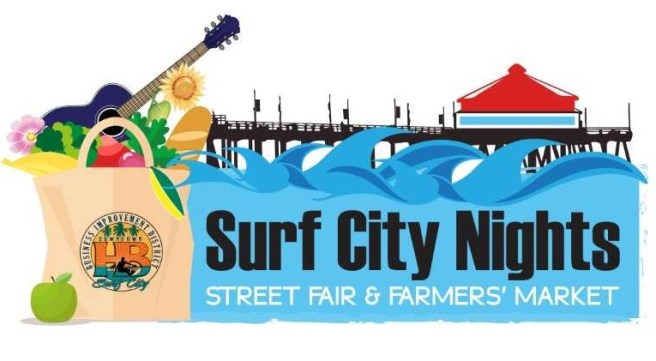 Huntington Beach Surf City Nights