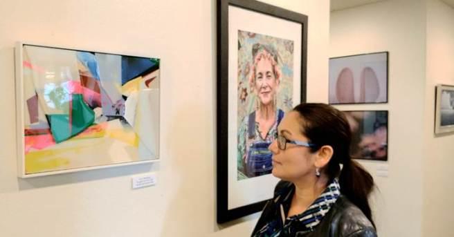 Laguna Beach Juried Art Reception Courtesy of The City of Laguna Beach