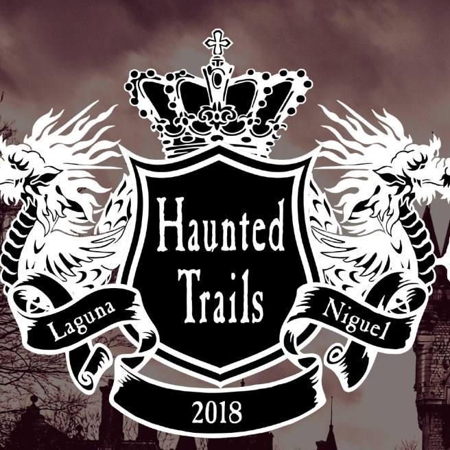 Laguna Niguel Haunted Trails Logo 2018