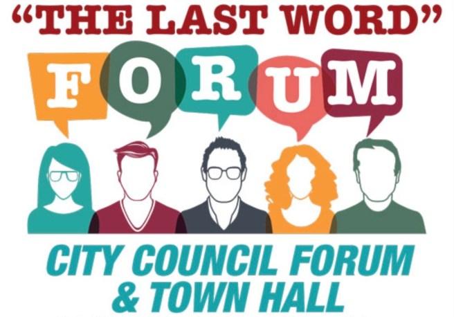 Laguna Beach City Council Forum October 22 2018