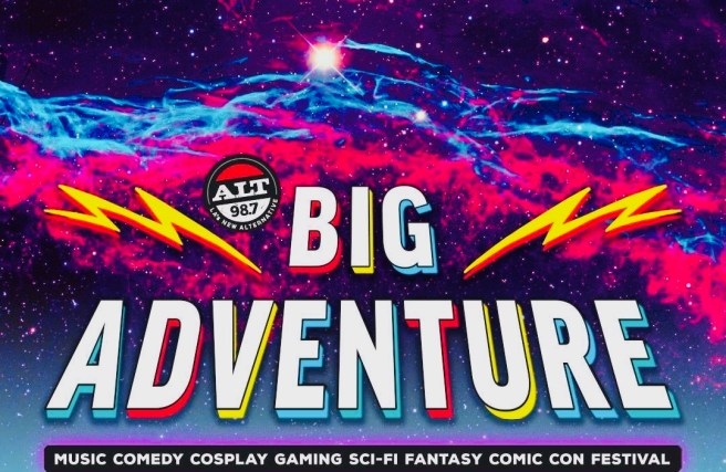 Costa Mesa Big Adventure Fest Novemer 3 & November 4 2018