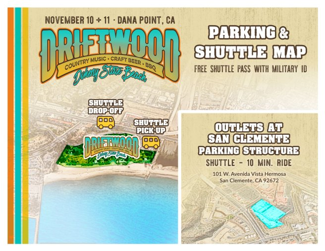 Dana Point Driftwood Parking 2018