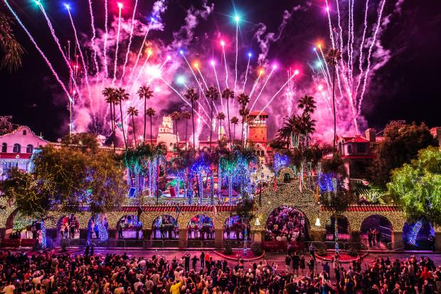 Mission Inn Festival of Lights Nov 23 2018