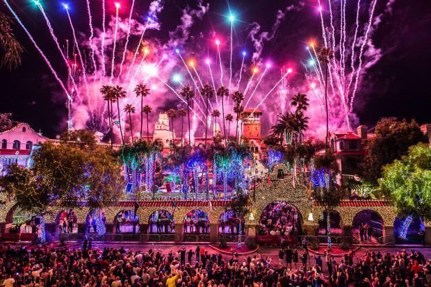 Mission Inn Festival of Lights Nov 23 2018