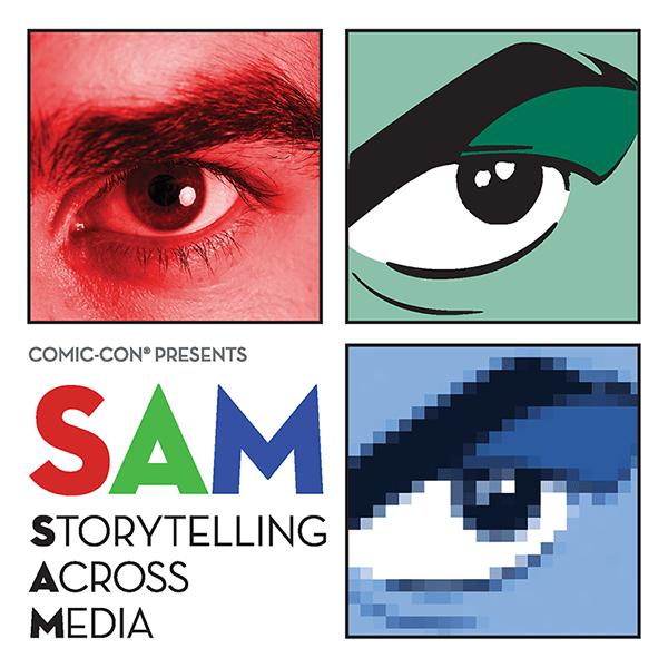 SAM- Storytelling Across Media San Diego November 3 2018