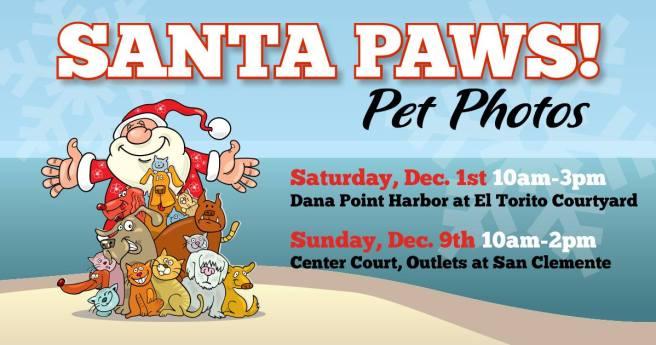 Santa Paws Pet Photos Dana Point December 1 2018