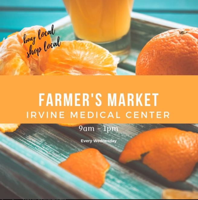Irvine Farmers Market Wednesdays
