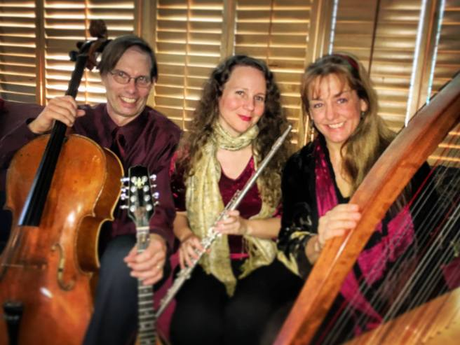 Celtic Consort of Hollywood Courtesy of Laguna Beach Live