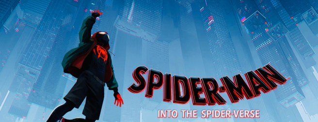 Spider-Man into the Spider-Verse Courtesy of SonyPicturess.com