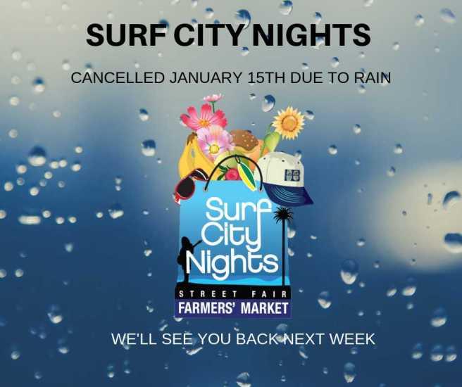 Huntington Beach Surf City Nights January 15 2019