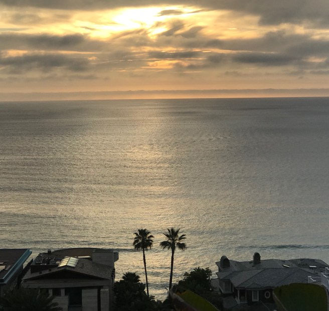 Dana Point Strands Beach January 29 2019 Courtesy of SouthOCBeaches.com