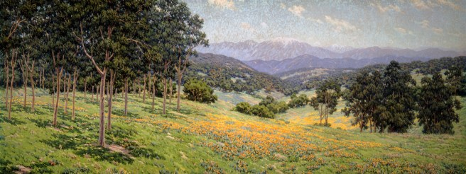 Redmond Granville California Landscape Courtesy of The Irvine Museum Collection at UCI