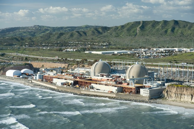 San Onfore Nuclear Generation Station Courtesy of SongsCommunity.com