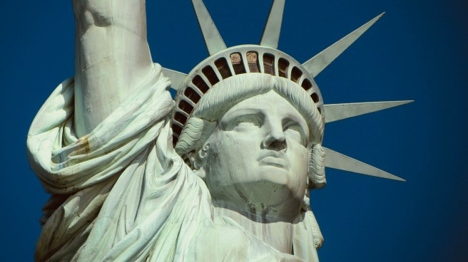 Statue of Liberty Courtesy of NPS