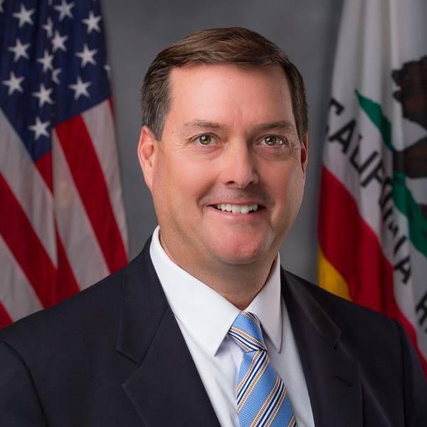 California Assemblyman Bill Brough