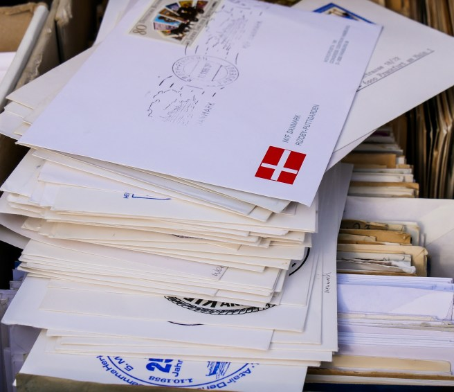 Envelopes Courtesy of WordPress Pexels